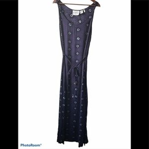 H&M Tank style maxi dress with slits